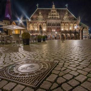 Foto von kessler&partner im Herzen von Bremen am Marktplatz.