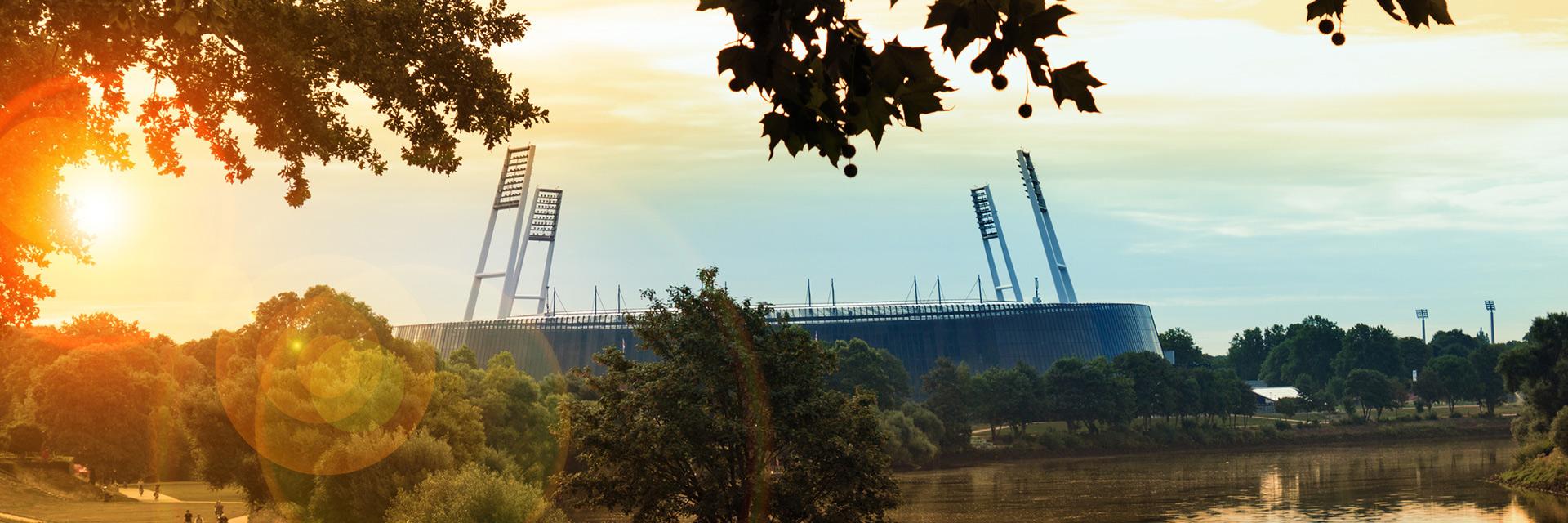 Foto von kessler∂ner des Weserstadion Bremen, Spielstätte des SV Werder Bremen