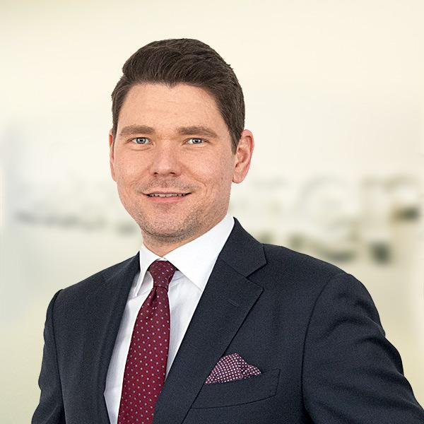 Foto von Lennart Matzke - Rechtsanwalt | kessler&partner